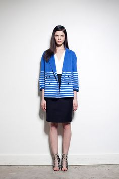 Band of Outsiders, Resort 2013
