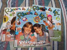 3 Revistas Rincon De Luz Lali Esposito Laly La Sole - $ 199,90 en Mercado Libre