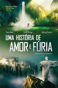 """""""Uma História de Amor e Fúria"""" é mediano. Tem um bom roteiro, uma boa história, mas peca pela animação."""