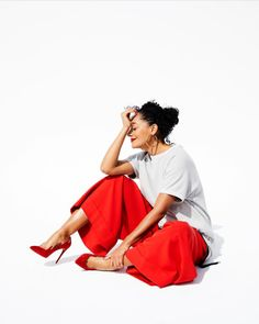 Tracee Ellis Ross looking divine: http://curlsunderstood.com
