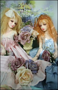 fairies, Daryle Ann & Joann