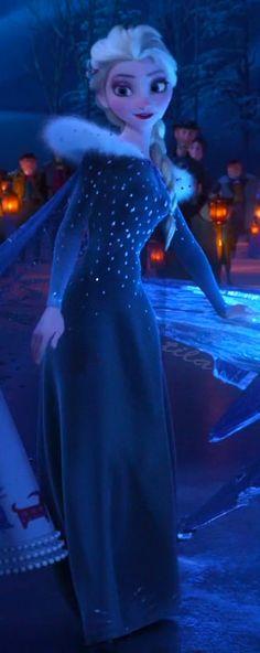 Elsa - Olaf's Frozen Adventure (158)