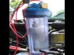 how to make a hydrogen generator