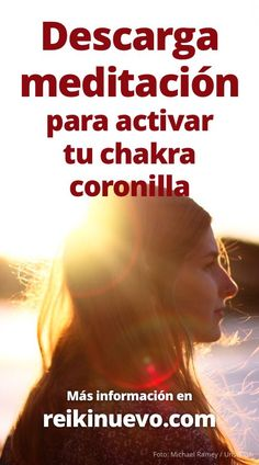 Esta meditación guiada con afirmaciones grabada por Maestro de Luz te ayudará a mover las energías en tu centro Sahasrara. Más información: http://www.reikinuevo.com/descarga-meditacion-activar-chakra-coronilla/