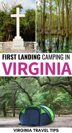 If you're seeking First Landing State Park camping tips and information, this guide has you covered! We detail the options ranging from cabins to yurts... and more! | First Landing State Park cabins | First Landing State Park yurts | First Landing State Park campground | Visit Virginia Beach | Visit Virginia | Travel to Virginia Beach | things to do in Virginia Beach
