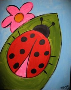 Cute as a Bug by easelyamused, via Flickr