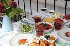 Turkish Breakfast by cafe noHut, via Flickr