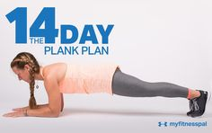 The 14-Day Plank Pla