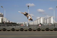 Billboard IAAF World Championships Promotion Campaign