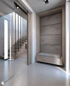 31 Genius Mudroom Ideas – My World Modern Hall, Modern Entrance, Modern Closet, House Entrance, Entrance Foyer, Modern Interior Design, Interior Design Inspiration, Interior Architecture, Interior And Exterior