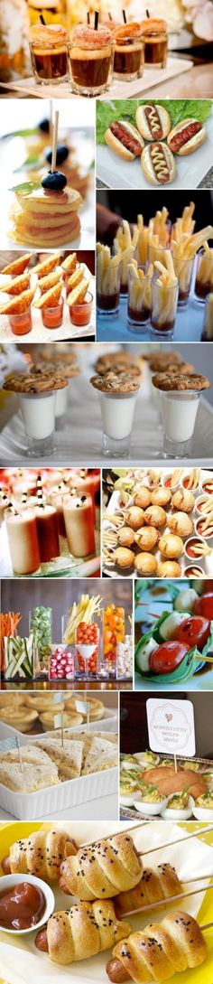 finger foods {perfect for a party} by KarenSaunders