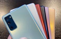«20 Minutes»a pu prendre en main le Galaxy S20 Fan Edition que Samsung lancera le 2octobre à partir de 659 euros