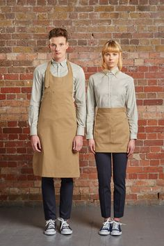 Image result for barista uniforms