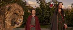 Image result for aslan and susan