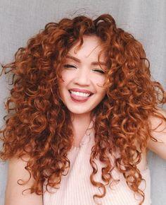 Beautiful Red Hair, Love Hair, Ginger Hair Color, Curly Ginger Hair, Curly Red Hair, Red Hair Inspo, Curly Hair Styles, Natural Hair Styles, Natural Red Hair