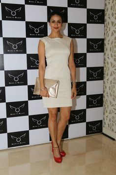Gul Panag at Bare in Black Launch.