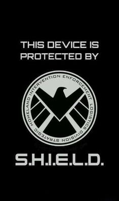 SHIELD uploaded by The Queen on We Heart It