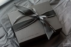 Love receiving those :) net-a-porter box