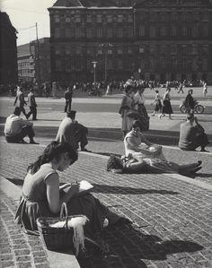 Kees Scherer    Amsterdam  1956-1958