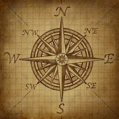 Compass rose with grunge texture ...  Parchment Paper cartography charter a course compass compass rose deviation dial marine compass direction east exploration global positioning system gps grunge journey magnetic north map nautical chart navigation needles north north pole old parchment south symbol texture topography travel vintage west windrose