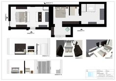 Project finca Ibiza , slaapkamers definitief - EYE INTERIOR DESIGN