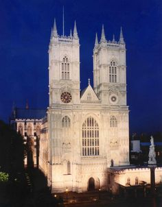 Westminster Abbey- Hands down, the most omnipotent building I've ever stood inside