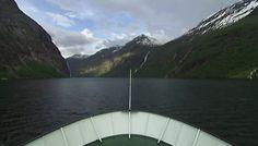 Tsunami i Geirangerfjorden - Undervisningsopplegg