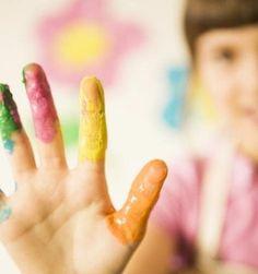 Las artes visuales y los niños | newemageseo