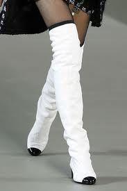 image chanel boots - Pesquisa Google