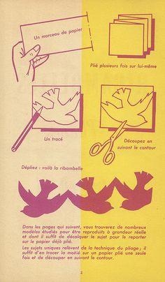 ribambelles et pliages 1 by pilllpat (agence eureka), via Flickr