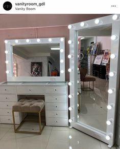 Body Mirror, Glam Room, New Room, Ideas Para, Vanity, Furniture, Design, Home Decor, Houses
