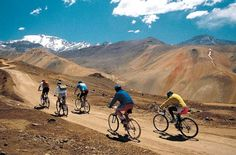 Mountain bike en La Cordillera - Santiago
