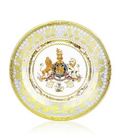 Rockingham tin plate  £5.95  The Royal Collection at Harrods