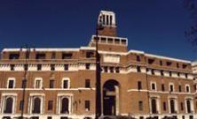 Casa dei Mutilati (The palace of War Cripples), Rome