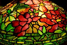 Louis Comfort Tiffany Stained Glass - #FloralShop