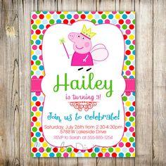 Este Articulo No Esta Disponible Frozen Birthday InvitationsPeppa Pig