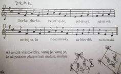 Písnička drak