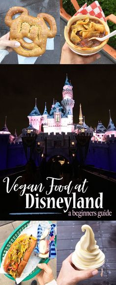 Vegan Food at Disneyland and California Adventure | www.veggiesdontbite.com | #vegan #disneyland #californiaadventure via @veggiesdontbite