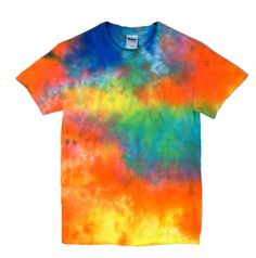 Tie Dye TShirt  Abstract Painting by RainbowEffectsTieDye, $13.00