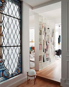 """3 quickie room dividers.  This is a great blog too """"offbeathome.com"""""""
