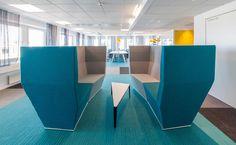 Area seating | Magnetic modular sofas