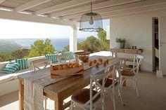 Terraza con vistas, la mejor de Formentera! By Catalina House.