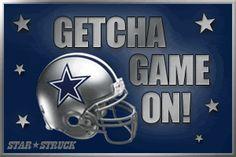 game day dallas cowboys gifs | THANKSGIVING DAY GAME DALLAS COWBOYS VS OAKLAND…