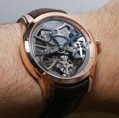 Ulysse Nardin Skeleton Tourbillon Manufacture Watch Hands-On