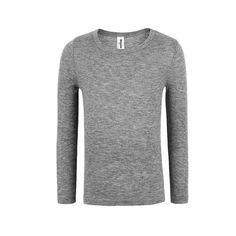 Bienzoe Boy's Long Sleeve High Tech Fiber Polypropylene Thermals Tops *** Discover this special product, click the image : Hiking clothes