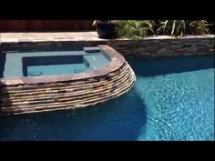 Prism Blue Pebble Sheen - Simply Pools New Project in Los Angeles - YouTube