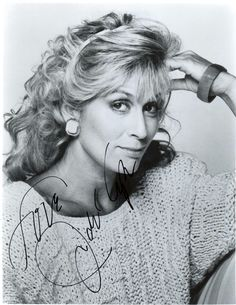 Awesome 80s style Love Judith Light