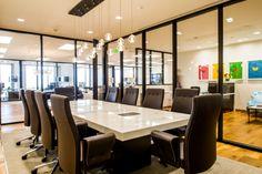 Hughes Marinos New Orange County Offices / Gensler