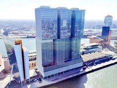 44 floors Wilhelminapier