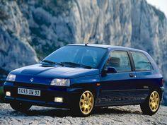 1994 Renault Clio 16V Williams